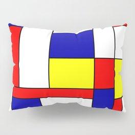 Mondrian #34 Pillow Sham