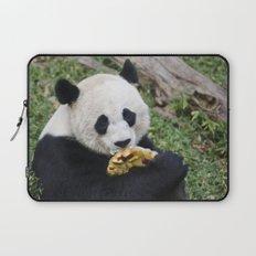 Panda Likes Laptop Sleeve