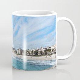 Pier View Coffee Mug