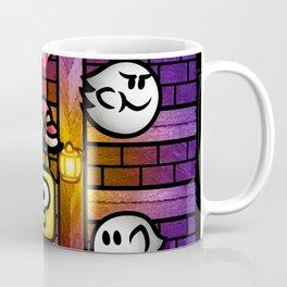 Boos in the Haunted House Coffee Mug