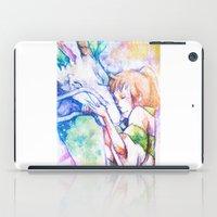 spirited away iPad Cases featuring Spirited Away by Vouschtein