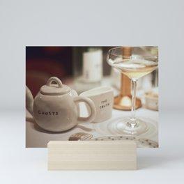 tea party Mini Art Print
