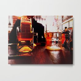 Philly Bar Metal Print