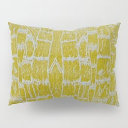 Yellow Sugarcane Pillow Sham
