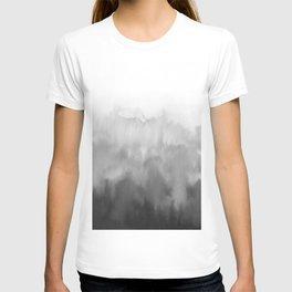 Black gradient T-shirt