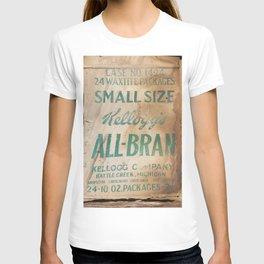 All-Bran T-shirt