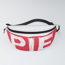 Your Pie Hole Fanny Pack