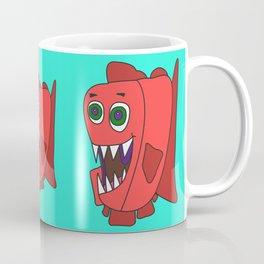 Hungry Piranha Coffee Mug
