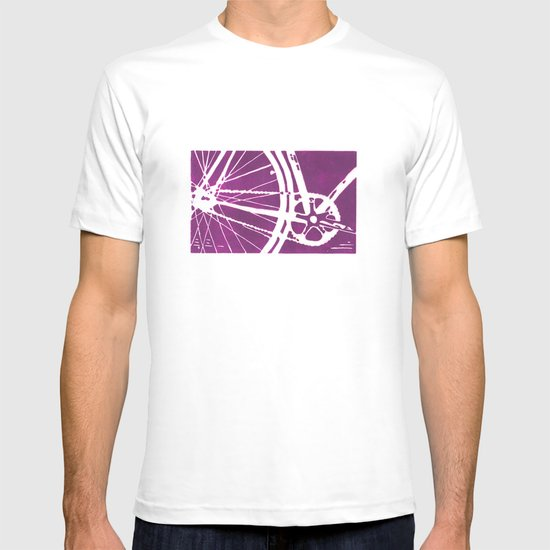Purple Bike T-shirt