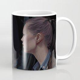 awaiting Coffee Mug