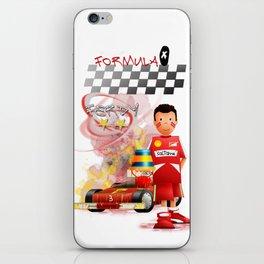 FX Nando iPhone Skin