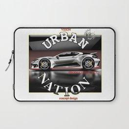 Sport Car concept - Accessories & Lifestyle Laptop Sleeve