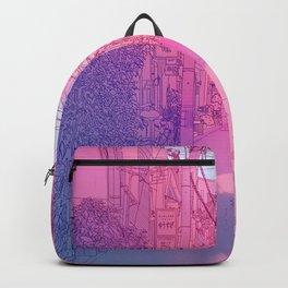 Naha Red Light Disctrict Backpack