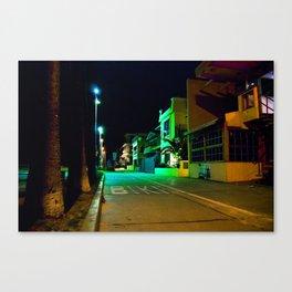 Venice Nights Canvas Print