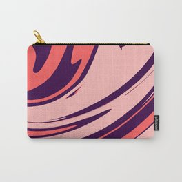 Abstract Free Flow 001 Carry-All Pouch