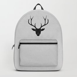 The Black Deer Backpack