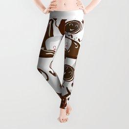 Hot Chocolate! Leggings