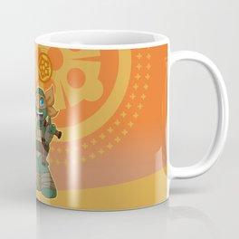 TMNT Chibi Mikey Coffee Mug