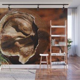 Dinosaur egg with embryo Wall Mural