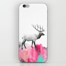 Wild No. 2 // Elk iPhone & iPod Skin