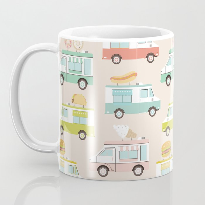 Food Trucks Coffee Mug