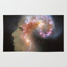 The Antennae Galaxies Rug