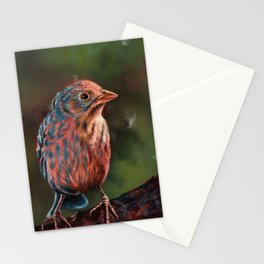 Wander Bird Stationery Cards