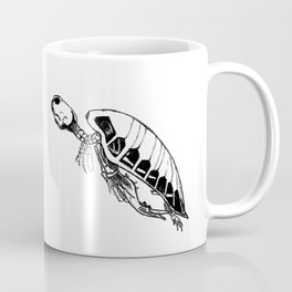 Exoskeleton turtle Coffee Mug