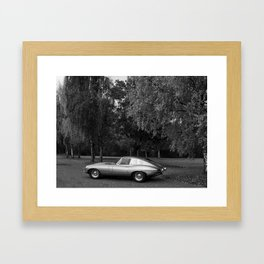 The Classic Framed Art Print