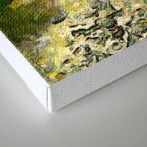 Muai Van Gogh Canvas Print