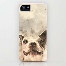 Doug iPhone Case