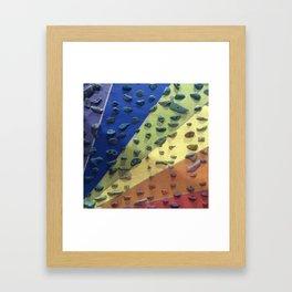 Color Me Adventurous  Framed Art Print