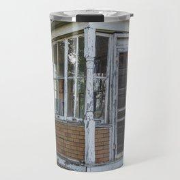 Abandoned House, Fort Clark, ND 4 Travel Mug