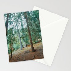 into the woods 01 Stationery Cards