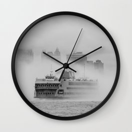 Out of the Mystic Wall Clock