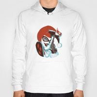 harley quinn Hoodies featuring Harley Quinn by Piano Bandit