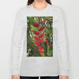 Exotic flowers Long Sleeve T-shirt