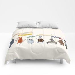 adventure and explore Comforters