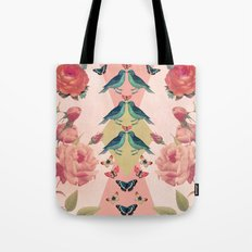 Love Birds (pink edition) Tote Bag