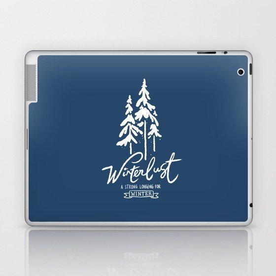 winterlust Laptop & iPad Skin