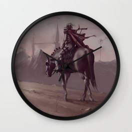 Kingdom of Lyberia Wall Clock