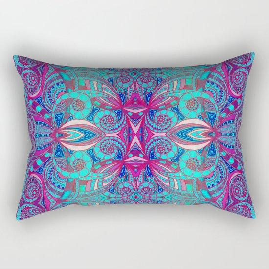 Indian Style G238 Rectangular Pillow