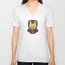 Ironman Unisex V-Neck