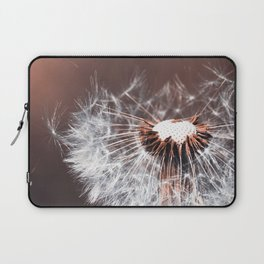 Dandelion Flower Laptop Sleeve