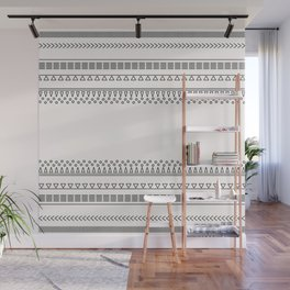 Tribal Pattern of Balondo Wall Mural