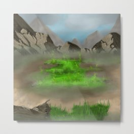 New Love of Nature Metal Print