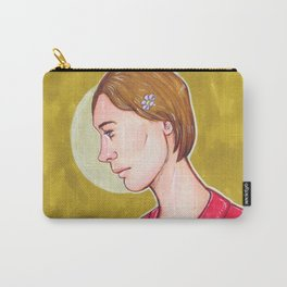 Girl under the Moon Carry-All Pouch