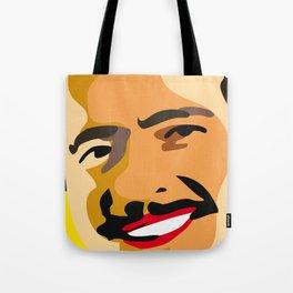happy farmer Tote Bag