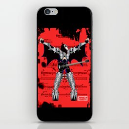 Lord Of Wasteland iPhone Skin