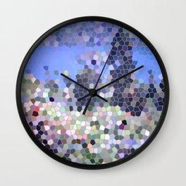 Lake Effect Wall Clock